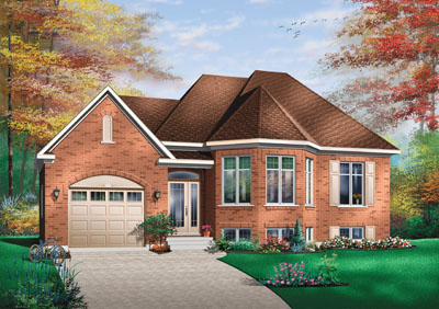 European Style Floor Plans Plan: 5-626