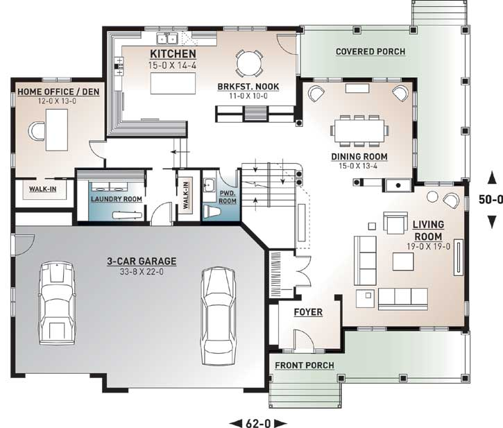 Main Floor Plan: 5-630