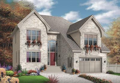 Style Home Design 5-651