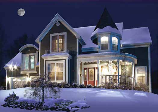 Victorian Style Home Design
