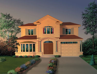 Style House Plans 5-828