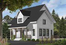 Traditional Style Floor Plans Plan: 5-962