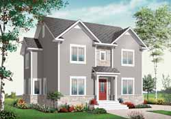 Traditional Style Floor Plans Plan: 5-975