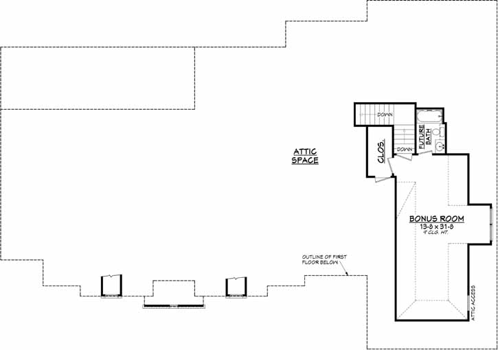 Bonus Floor Plan: 50-146