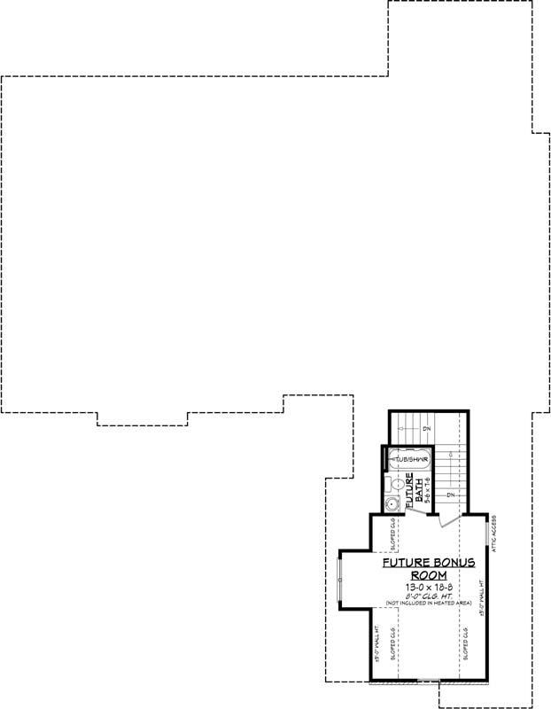 Bonus Floor Plan: 50-149