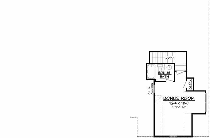 Bonus Floor Plan: 50-152