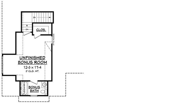 Bonus Floor Plan: 50-188