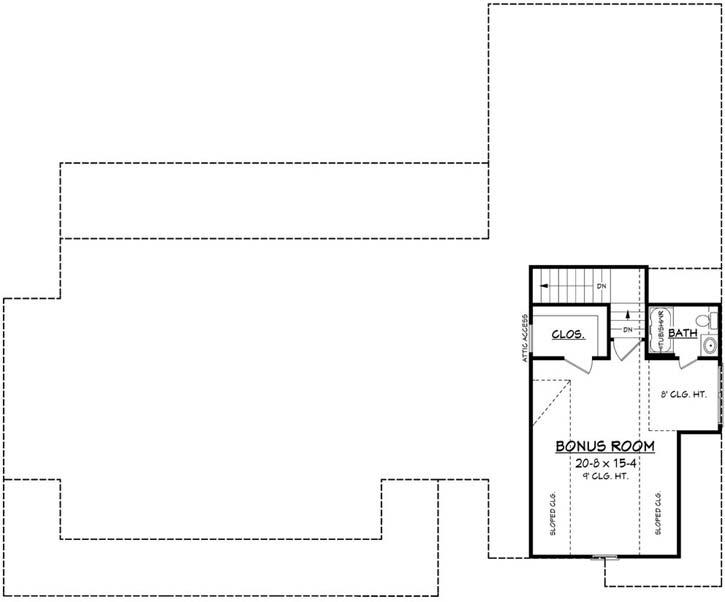 Bonus Floor Plan: 50-202