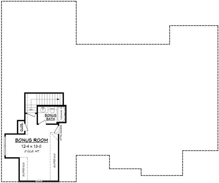 Bonus Floor Plan: 50-205