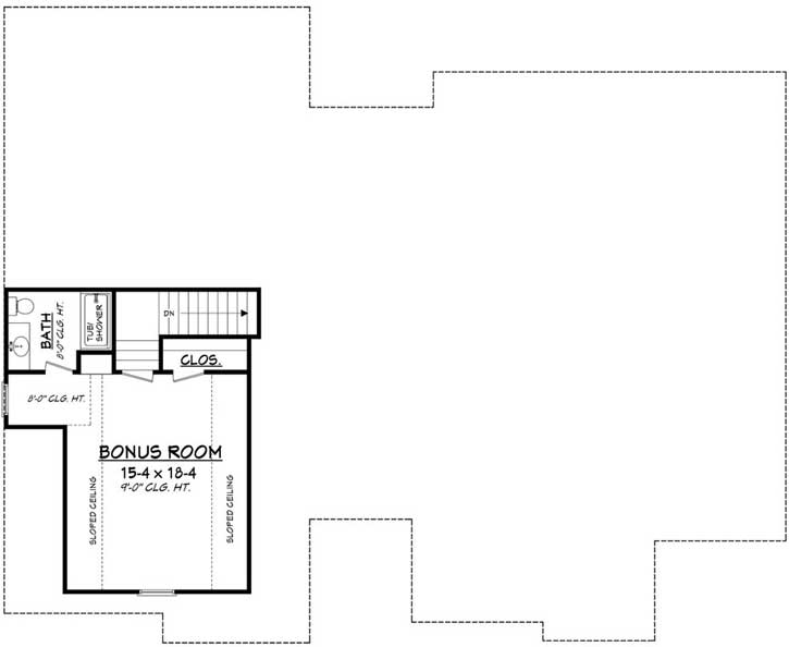 Bonus Floor Plan: 50-249