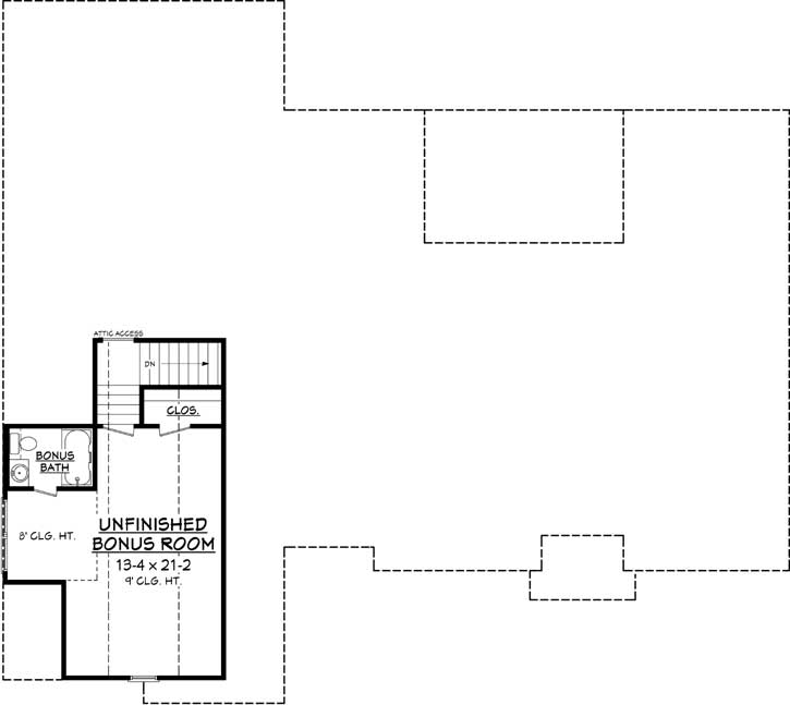 Bonus Floor Plan:50-278