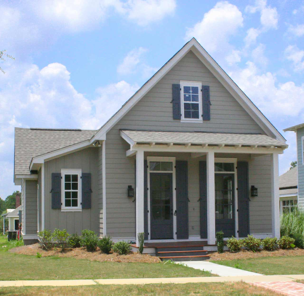 Cottage Style House Plans Plan: 50-297