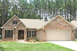 Traditional Style Floor Plans Plan: 50-320