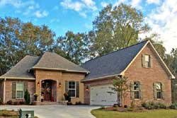 Southern Style Floor Plans Plan: 50-325