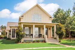 Modern-Farmhouse Style Floor Plans Plan: 50-352