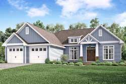 Craftsman Style House Plans Plan: 50-356