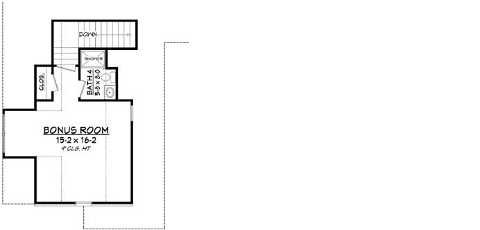 Bonus Floor Plan: 50-372