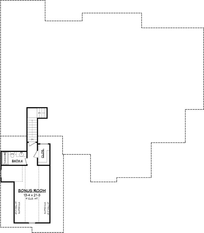 Bonus Floor Plan: 50-376