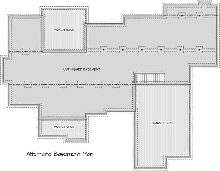 Lower Floor Plan: 50-384