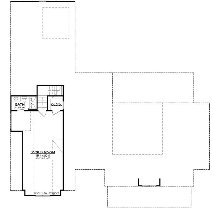 Bonus Floor Plan: 50-385
