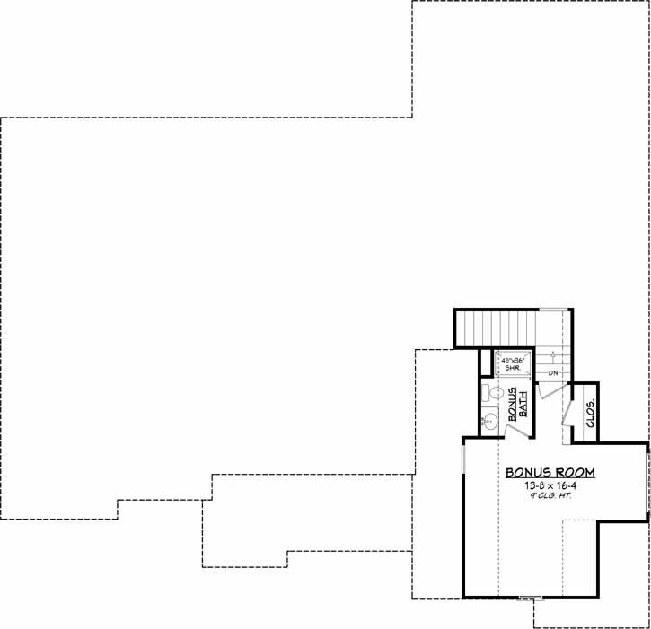 Bonus Floor Plan:50-389