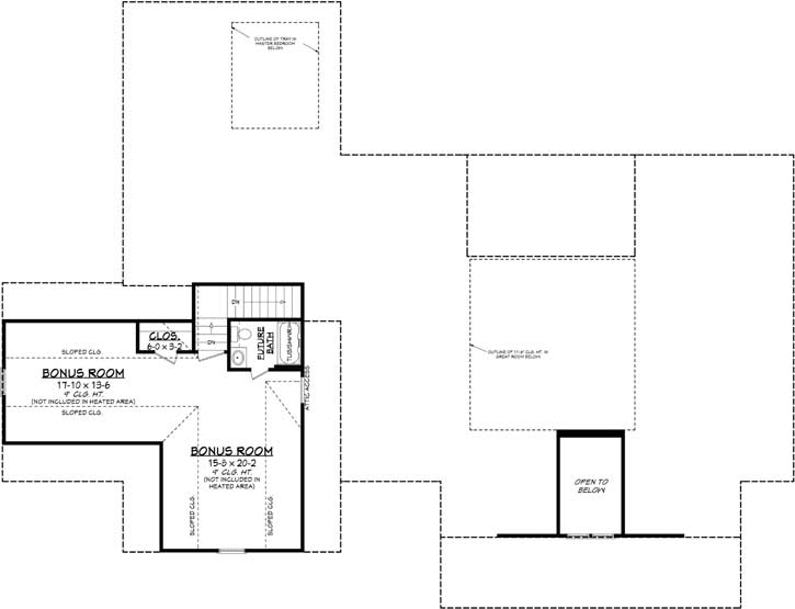 Bonus Floor Plan: 50-398