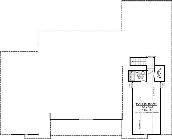 Bonus Floor Plan: 50-410