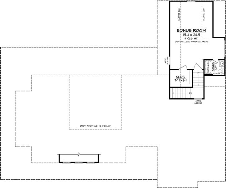 Bonus Floor Plan: 50-411
