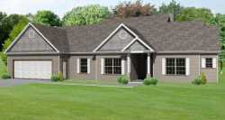 Traditional Style Floor Plans Plan: 51-134