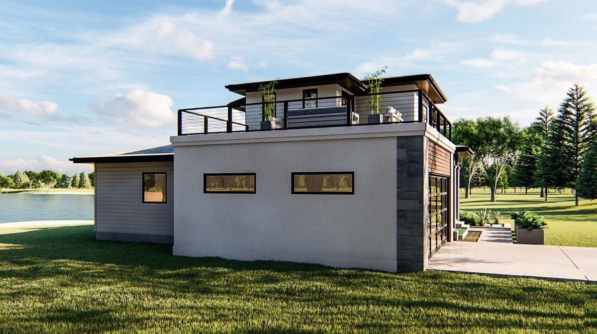 Modern Style Home Design