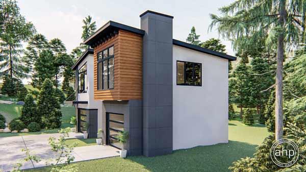 Modern Style Home Design