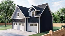 Traditional Style House Plans Plan: 52-477