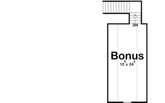 Bonus Floor Plan: 52-491