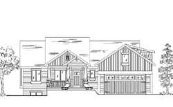 Craftsman Style House Plans Plan: 53-374