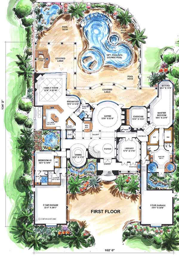 Main Floor Plan: 55-170