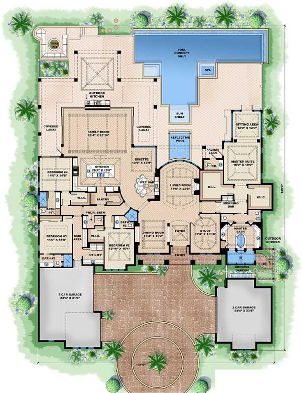 Main Floor Plan: 55-233