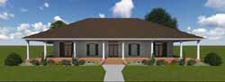 Farm Style House Plans Plan: 56-103