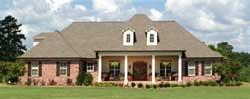 Southwest Style House Plans Plan: 56-141