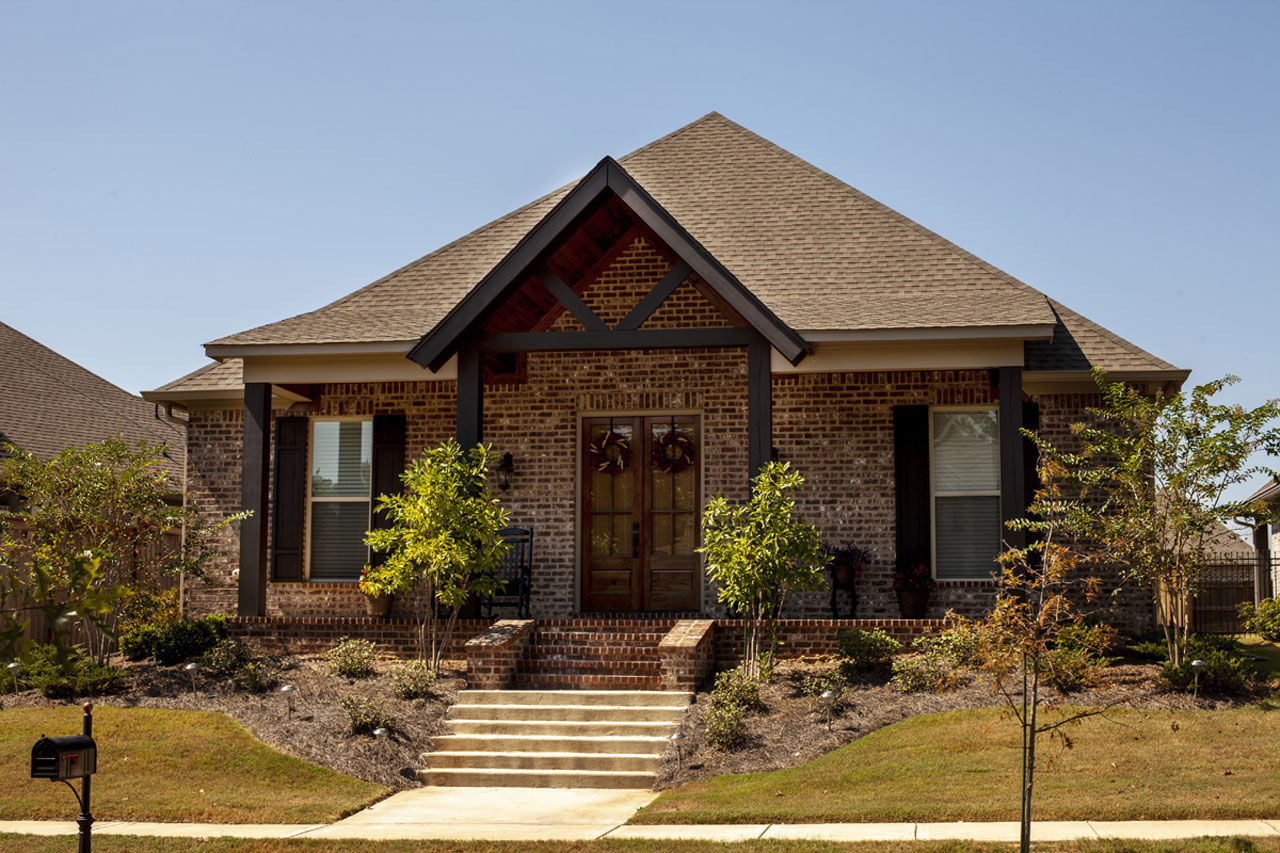 Southern Style House Plans Plan: 56-239