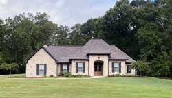 French-Country Style Floor Plans Plan: 56-247