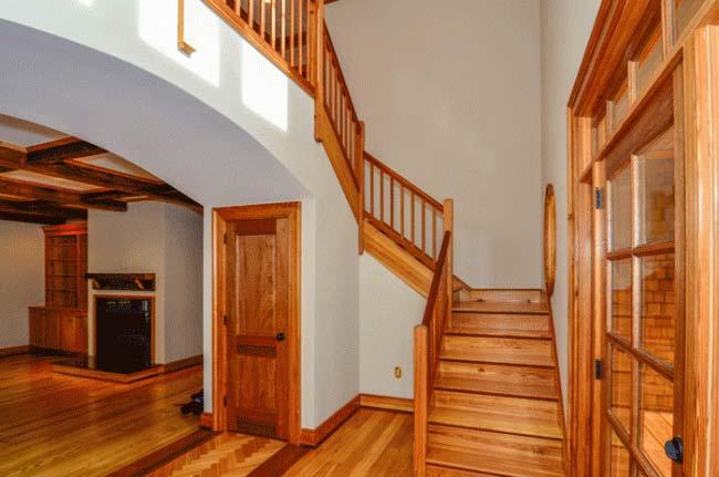 Cape-cod Style Home Design