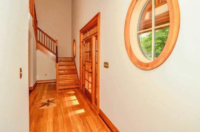 Cape-cod Style Floor Plans