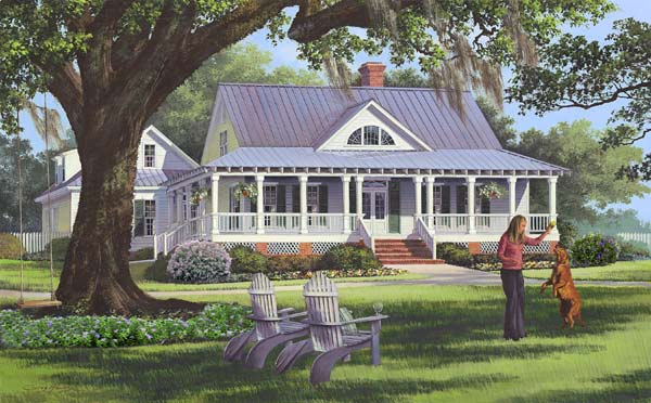 Cape-cod Style Floor Plans Plan: 57-158