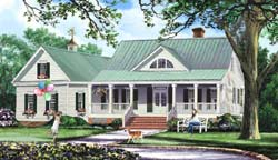 Country Style Floor Plans 57-177