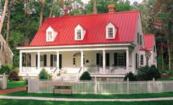 Southern Style House Plans Plan: 57-204