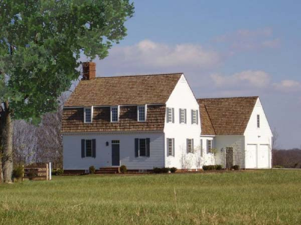 Early-american Style House Plans