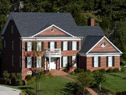 Southern-Colonial Style House Plans Plan: 57-218