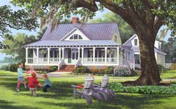 Country Style Floor Plans 57-242