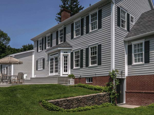 Colonial Style House Plans