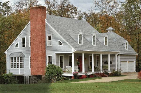 Southern Style House Plans Plan: 57-262